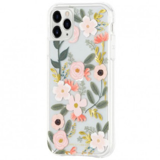Coque Apple iPhone 11 Pro Case Mate Rifle Paper Wild Flowers