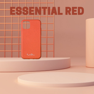Coque Apple iPhone 11 Wilma Essential Eco Fashion Rouge