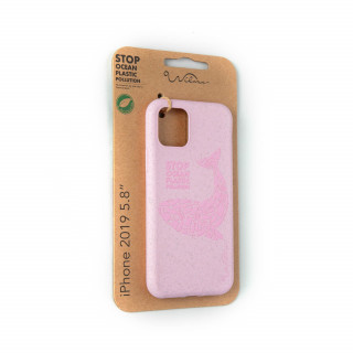 Coque Apple iPhone 11 Pro Wilma Tone In Tone Whale