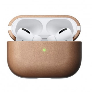 Etui Cuir Apple AirPods Pro Nomad Nude