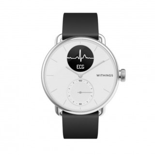 Montre Connectée Withings ScanWatch Blanche 38mm