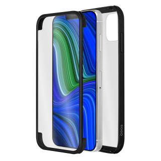 Coque Apple iPhone 12/12 Pro Optiguard Infinity Glass Défense QDOS