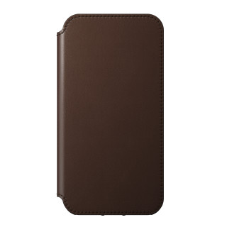 Etui Cuir Apple iPhone 12/12 Pro Nomad Rugged Folio Rustic Brown