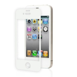 Protection Ecran Mate anti-reflet iPhone 4 / 4S iVisor AG Moshi Blanche