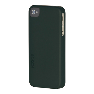 "Coque Apple iPhone 4 / 4S Skech ""Slim"" Noire ultra fine"