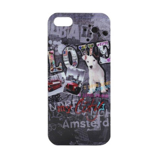 "Coque Akashi Apple iPhone 5/5S/SE ""Love my City"""