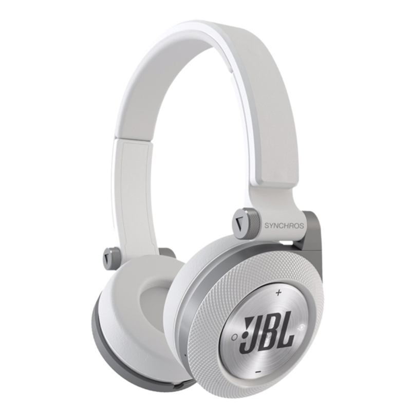 jbl casque sans fil jbl synchros e40bt blanc e40btwht accessoires t l phonie access go. Black Bedroom Furniture Sets. Home Design Ideas