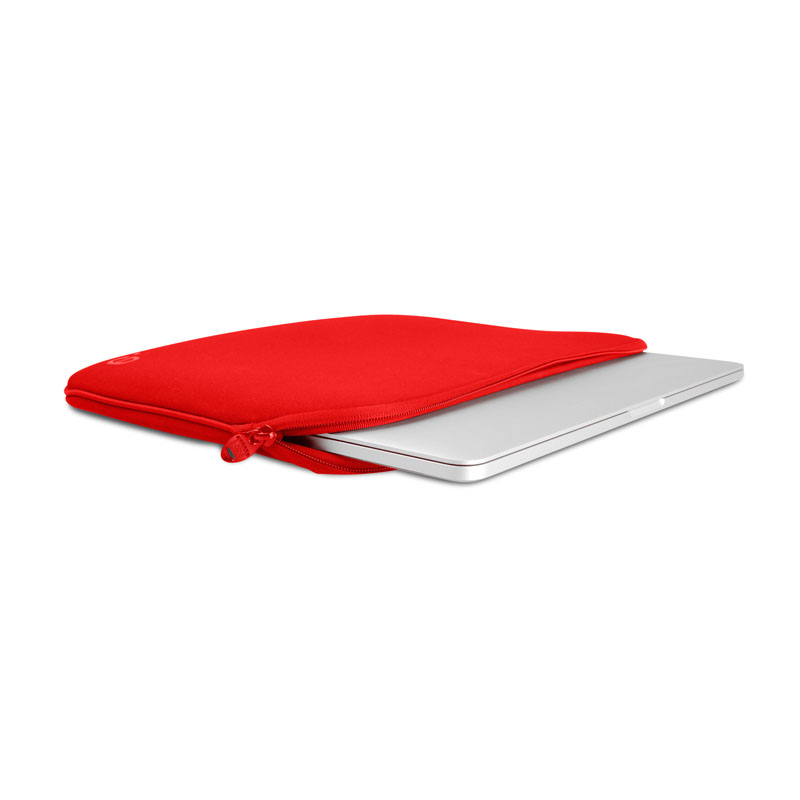 Housse la robe one macbook air 13 rouge for Housse macbook air 13