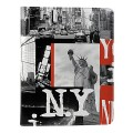 Etui Apple iPad Air/iPad Air 2 Akashi New York Statue